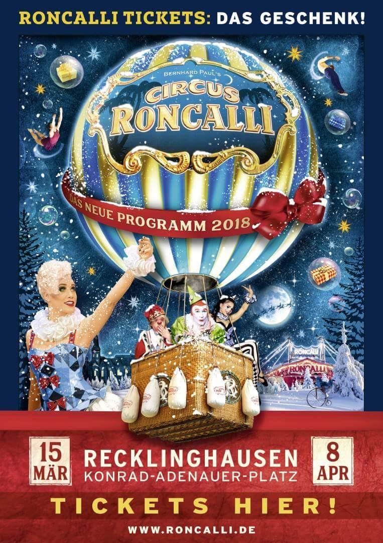 Roncalli Tour 2020