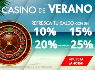 suertia refresca tu saldo de casino reembolso 300 euros viernes julio