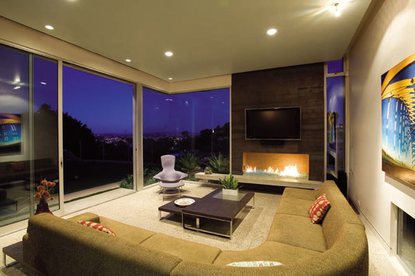 Fabulous Living Rooms with a view 4