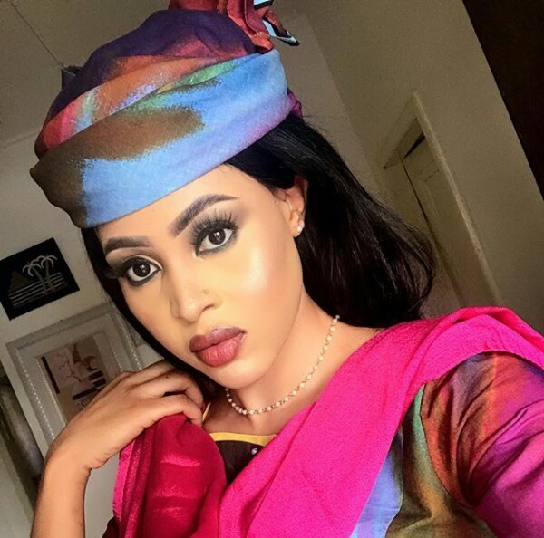 Beautiful Nigerian lady reacts after a malicious person posted her photo with