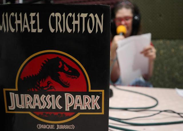Alba Benesiu Pueyo, entrevista sobre 25 aniversario Jurassic Park - Cine de Escritor