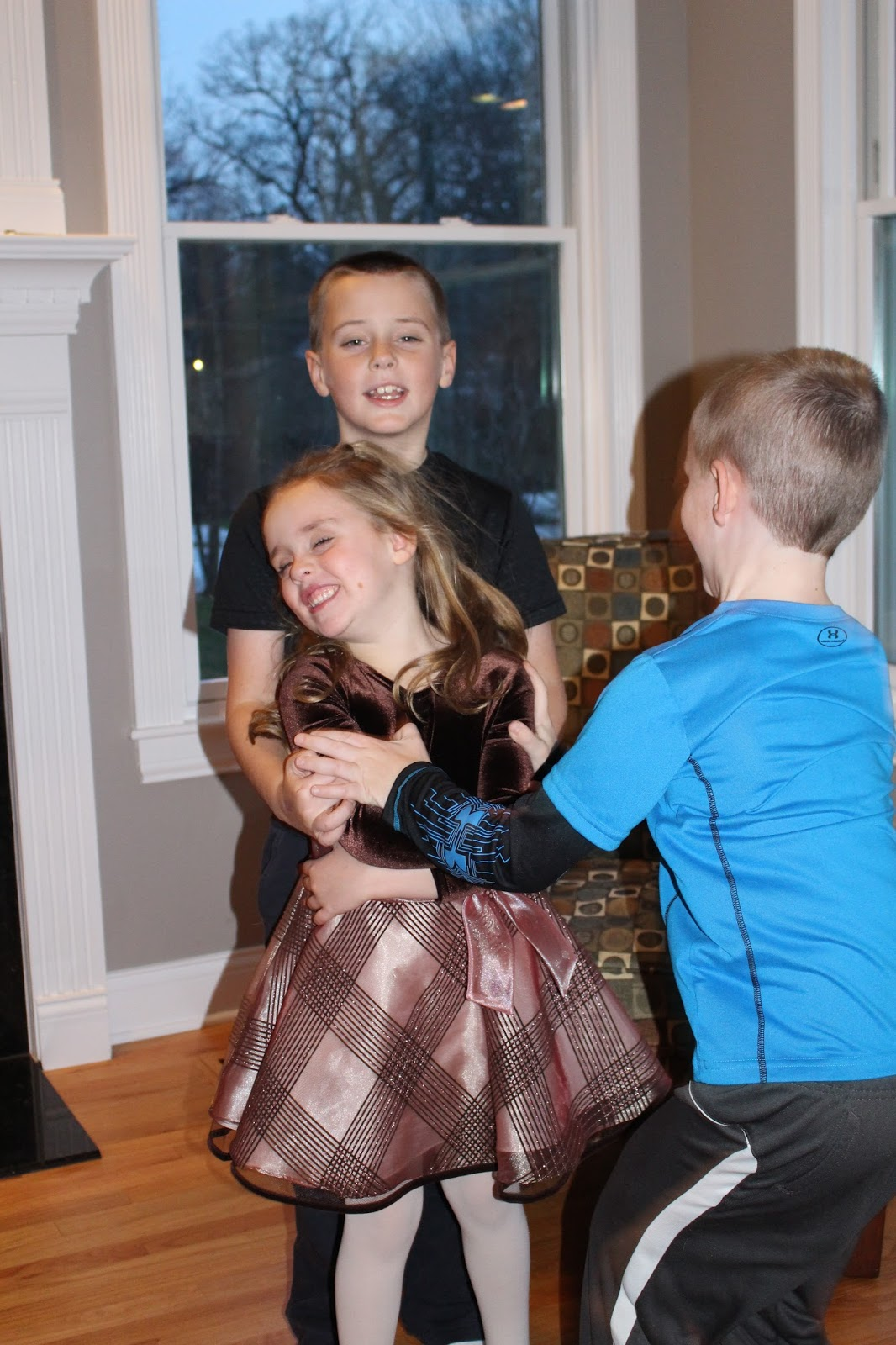 healy family fun daddy daughter dance