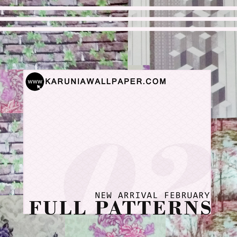 distributor wallpaper dinding surabaya karuniawallpaper