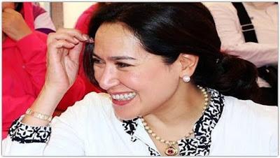 Biografi Kartika Sari Dewi Soekarno