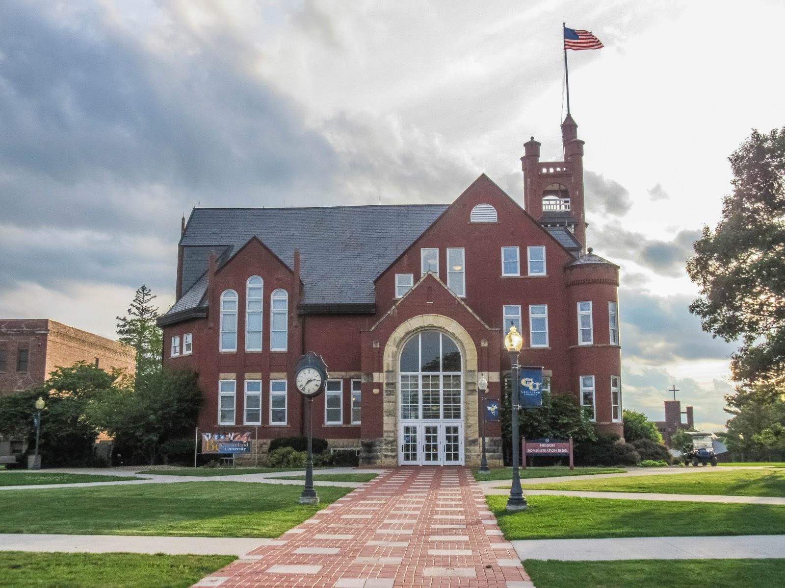 Cannundrums Community of Christ Lamoni, Iowa and Graceland University