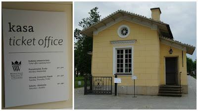 Palacio Wilanów Varsovia venta entradas