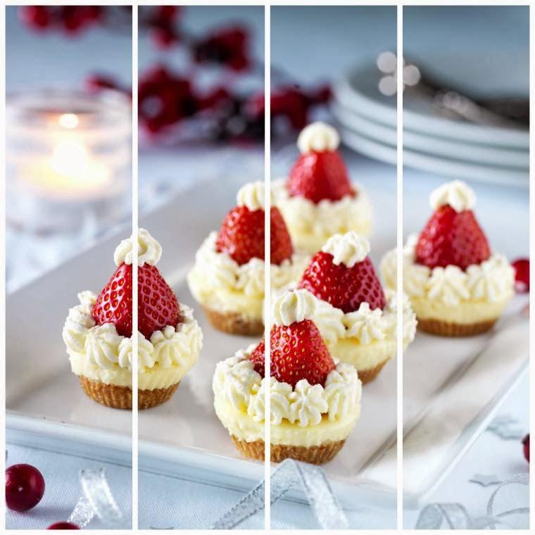 Primula Santa's Cheese Cakes