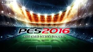 لعبة PES 2016 مجانا  لهواتف أندرويد apk + data