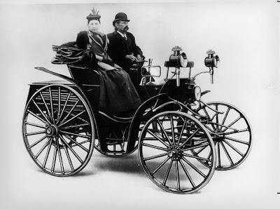 Karl Benz dan mobil Benz Patentwagen