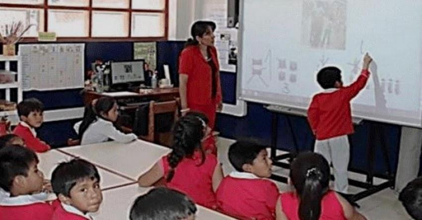 Lunes 26 no habrá clases escolares en Moquegua por el 477º Aniversario de Fundación Española en la Región