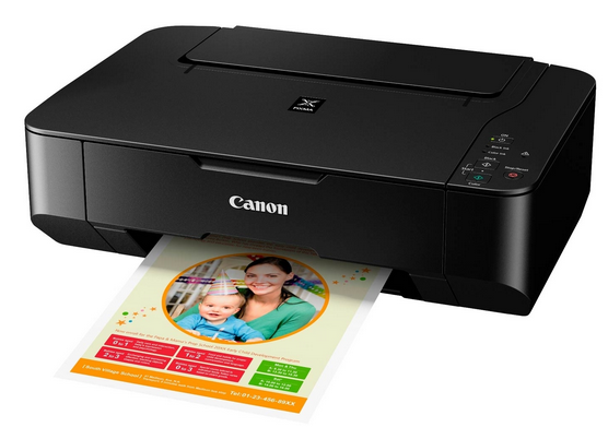 Driver printer canon mp258 untuk windows 8
