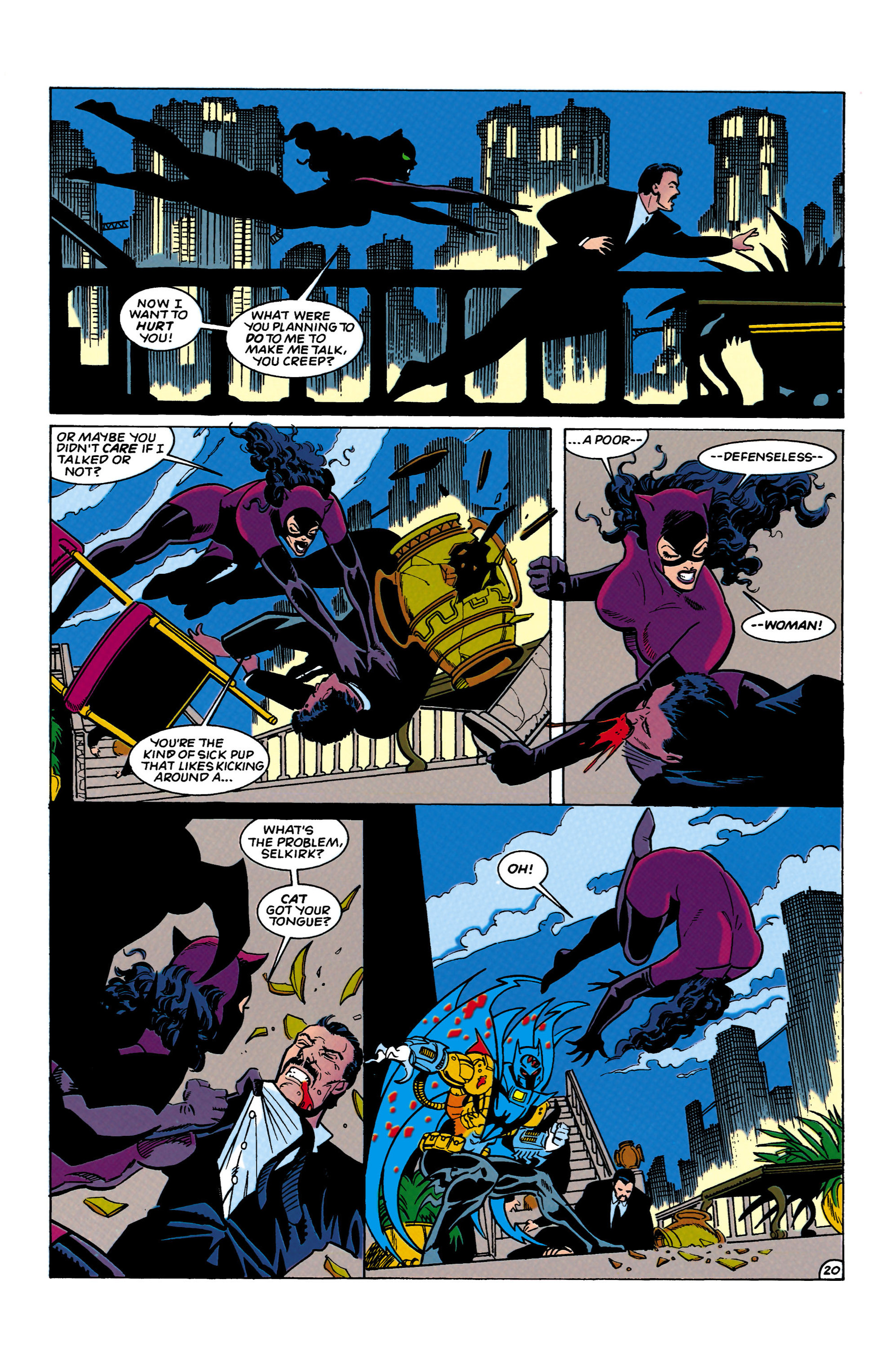 Catwoman (1993) Issue #12 #17 - English 20