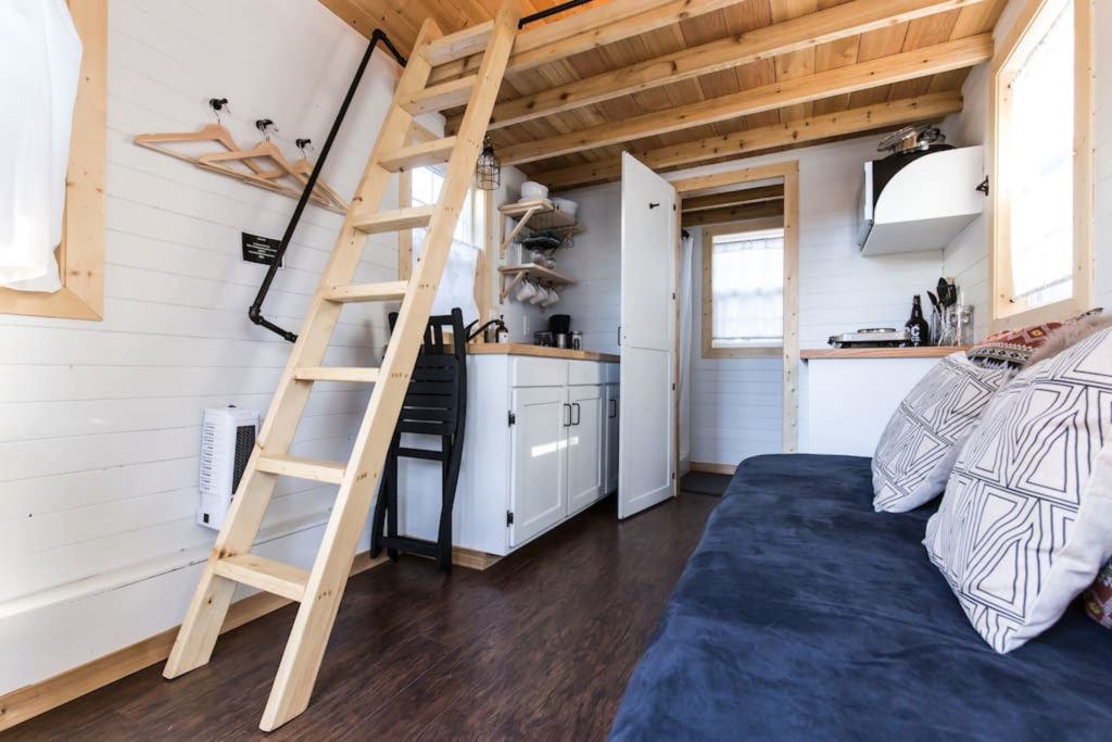 The Urban Cottage 180 Sq Ft TINY HOUSE TOWN