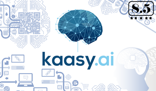 Kaasy.AI (KAAS) ICO Review, Rating, Token Price