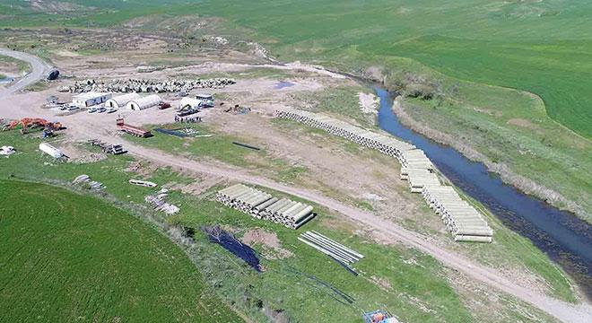 Başlar Barajı Sulaması ile ülke ekonomisine yıllık 17 milyon TL katkı