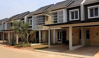 Sejumlah Rumah Dijual Murah