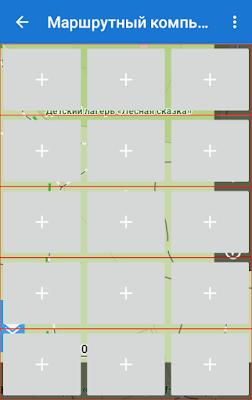 Настройка маршрутного компьютера: добавление элементов в разные места экрана