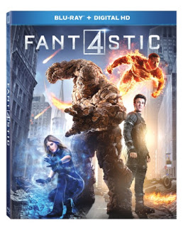 Fantastic Four Bluray