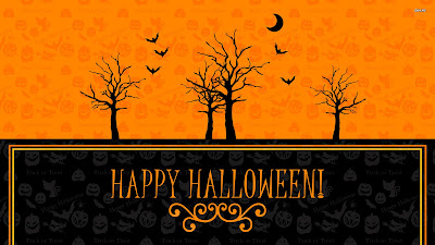 Happy Halloween!         ~          Rose City Natural Healing