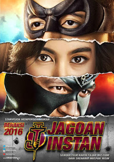 Download Film Jagoan Instan (2016)