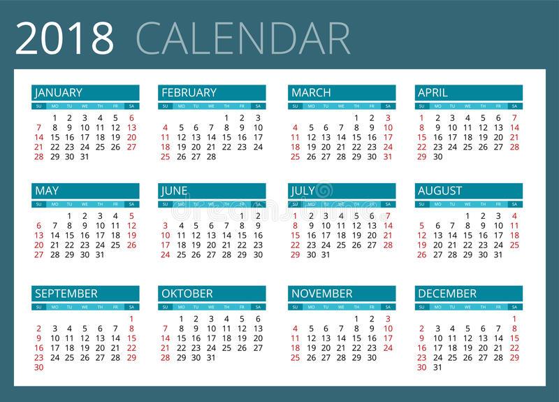 download kalender 2018 masehi / 1439 hijriyah corel gratis bisa edit