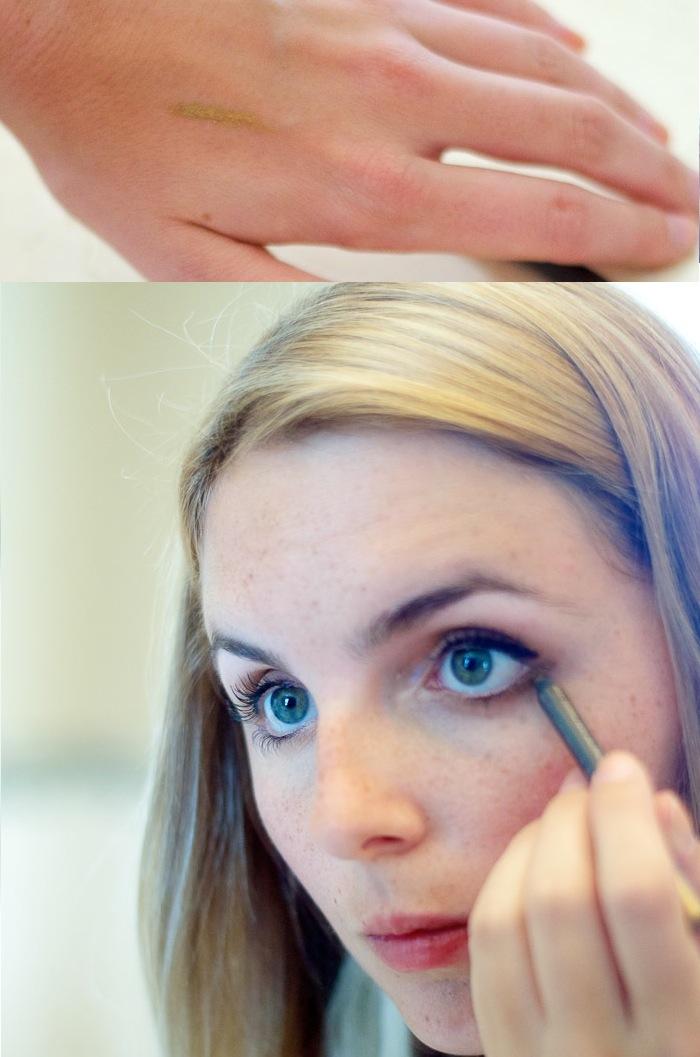 MAC Golden Eyeliner, Vancouver Beauty Blog, Vancouver Style Blog, Vancouver health blog, Vancouver fitness blog, Vancouver Outfit Blog
