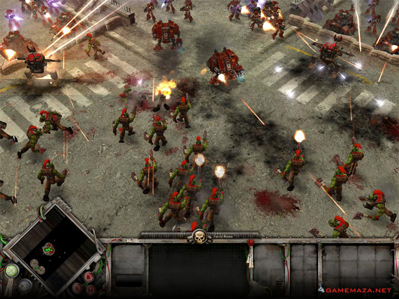 Warhammer 40000: Dawn of War 1 Free Download - Game Maza