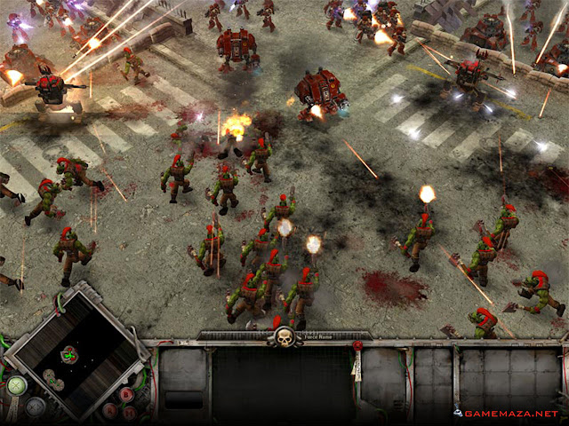 Warhammer 40000 Dawn of War Gameplay Screenshot 4