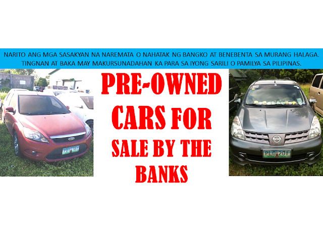 Metrobank Cars For Sale