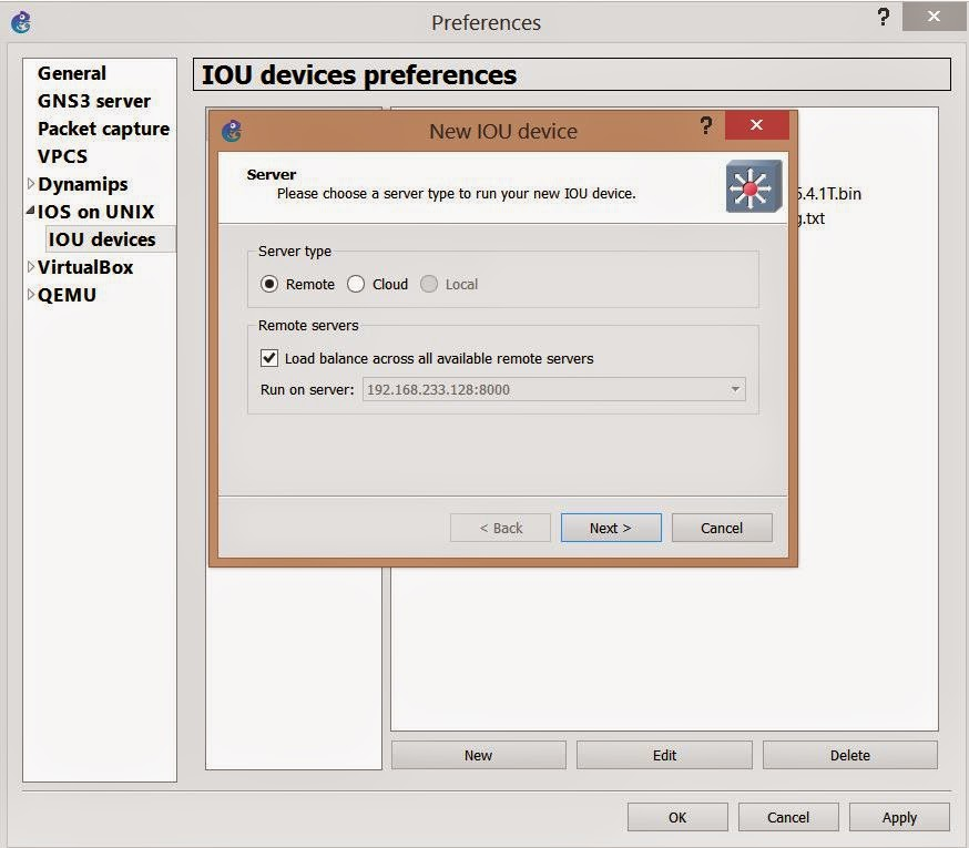 Spice Up Your Knowledge!!!: GNS3 install guide for IOU support