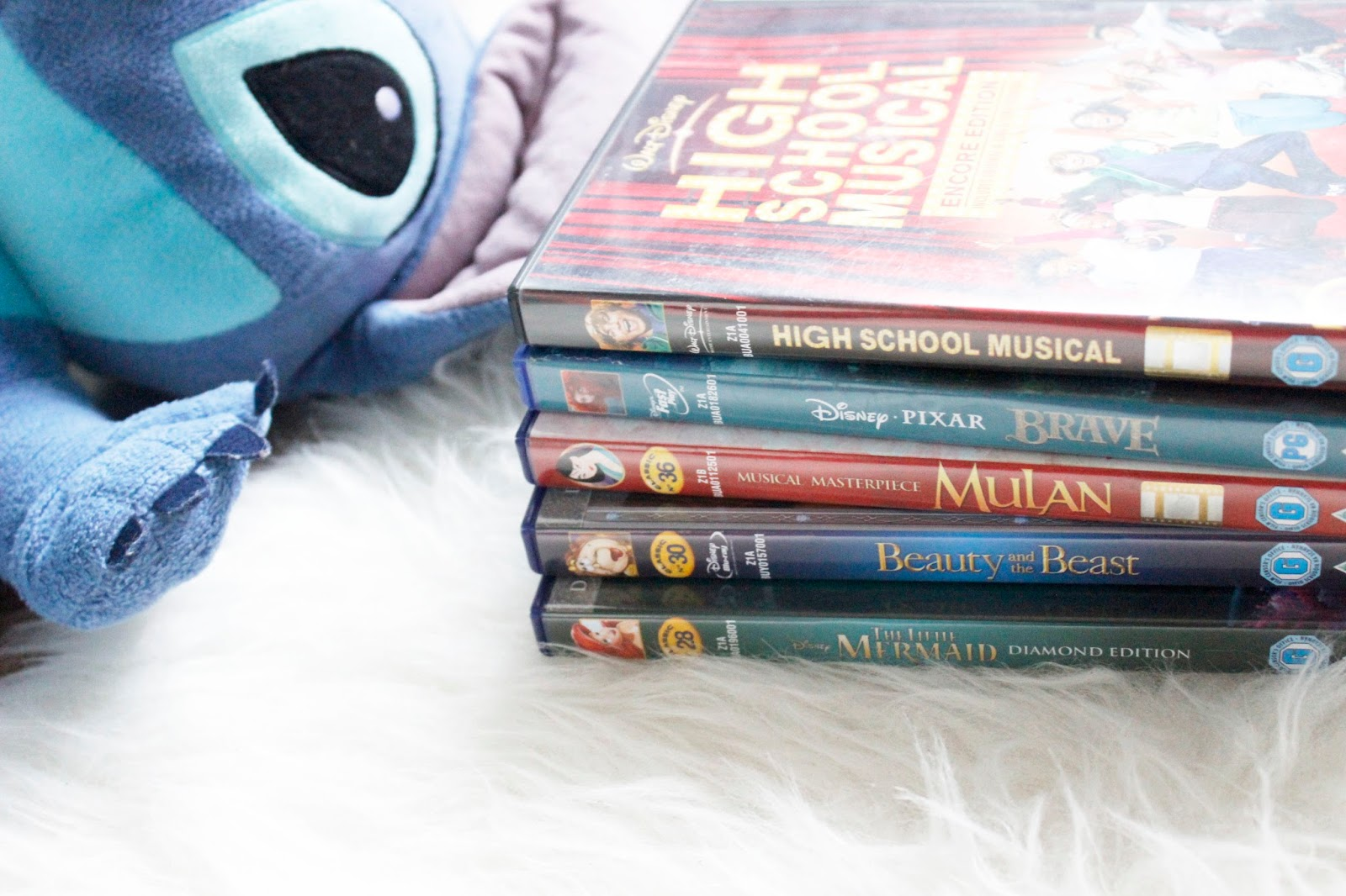 See The Stars - 5 favourite disney films
