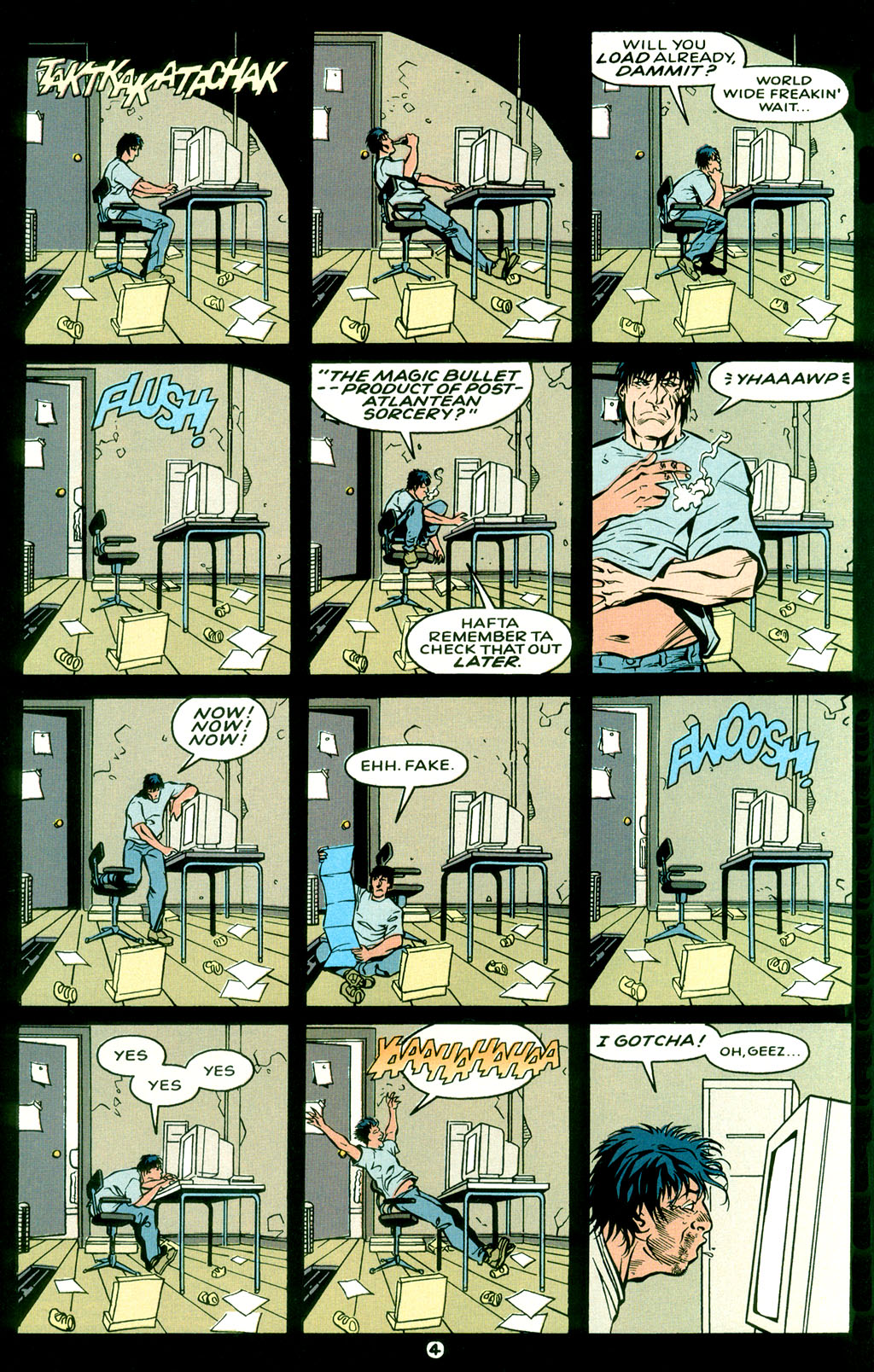 Read online Impulse Plus comic -  Issue # Full - 30