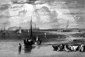 Weymouth, Dorsetshire by JMW Turner