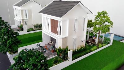 Desain Rumah Orchid 4, 59/136 dan 4A, 59/160 Citra Indah City
