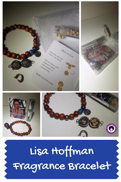 Lisa Hoffman Fragrance Bracelet