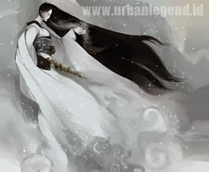 Urban Legend Yuki Onna (The Snow Woman)