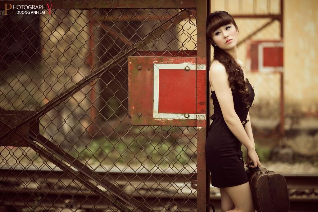 Ảnh đẹp girl xinh HD Việt Nam: Bóng hồng - Ảnh 10