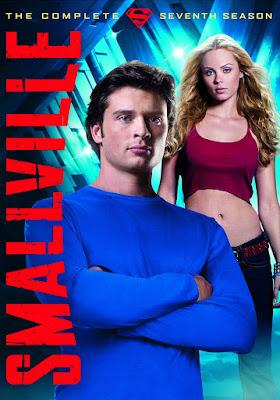 Smallville (TV Series) S07 DVD R1 NTSC Latino