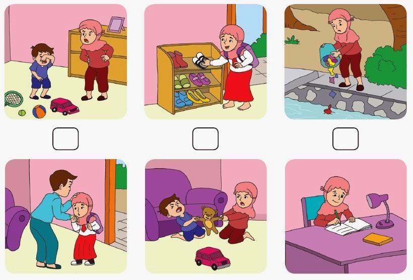 Berikut Kegiatan Aturan Belajar Di Rumah