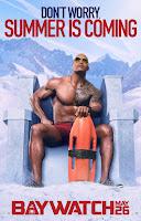 Baywatch 2017 Poster Dwayne Johnson 2