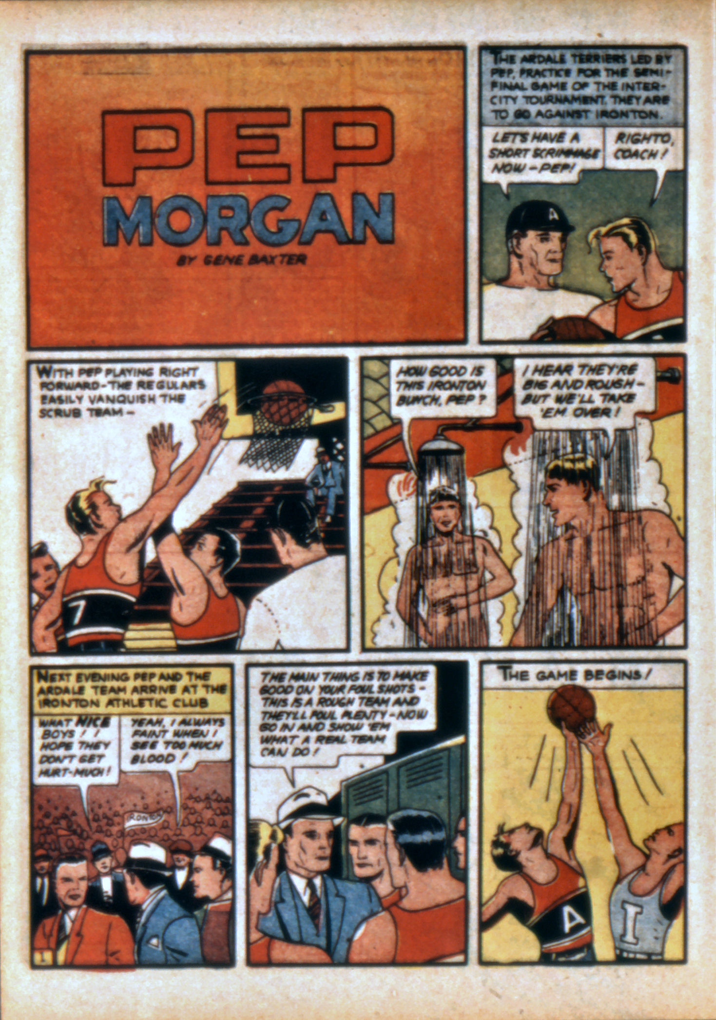 Action Comics (1938) 10 Page 22