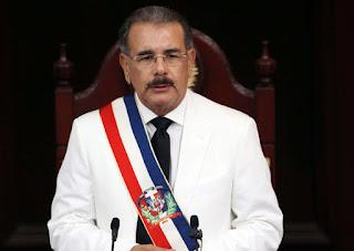 Discurso de Rendición de Cuentas del Excelentísimo Señor Presidente de la República, Lic. Danilo Medina ante la Asamblea Nacional.