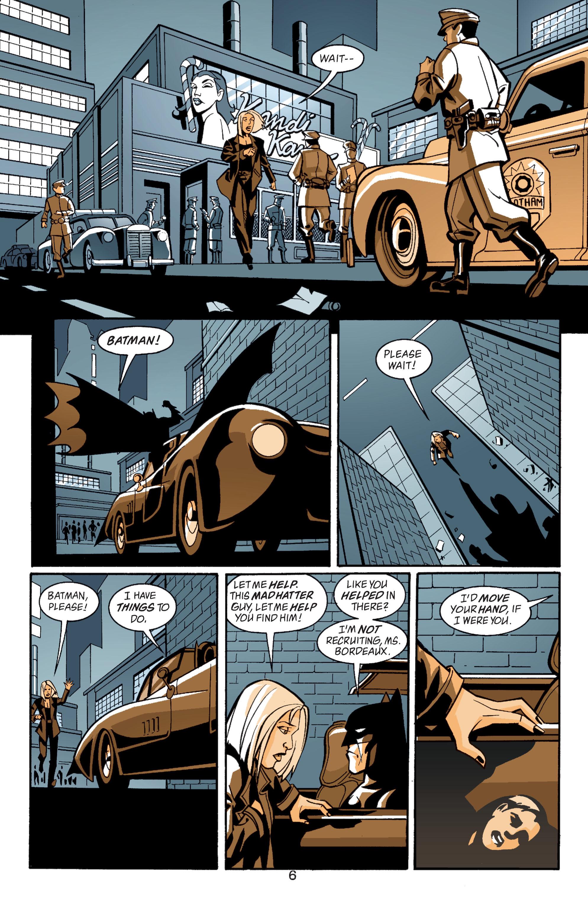 Detective Comics (1937) 759 Page 6