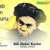 Mbah Abdul Karim Lirboyo Pasrah Pada Pedoman Mbah Kholil Bangkalan