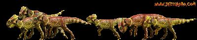 Microceratus Jurassic Park