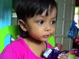 Fatma dan Coklat Cadbury