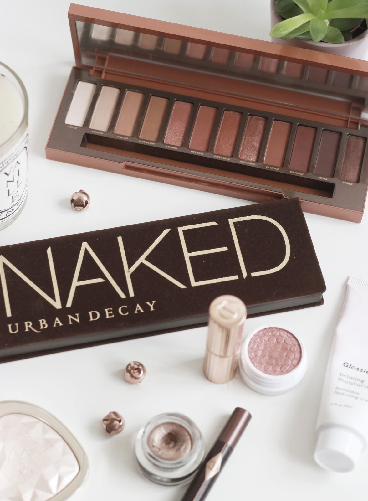 The Urban Decay Naked Palettes  Pint Sized Beauty-5550