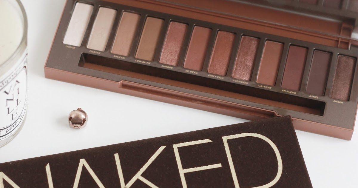 The Urban Decay Naked Palettes  Pint Sized Beauty-4322