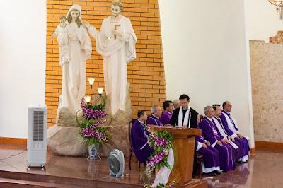 GP Bà Rịa: Thánh lễ an táng Cha Cố Phêrô Nguyễn Văn Giản - Ảnh minh hoạ 19