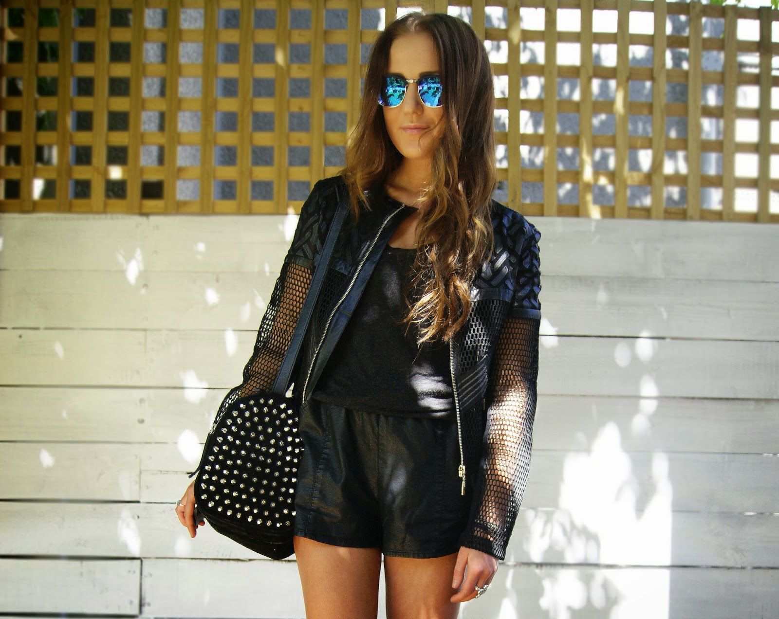 c19fc9bea908f Bag- Zara. Shorts- Urban Outfitters. Sunglasses- Urban Outfitters. Boots-  ASOS